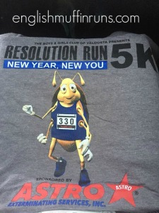 Res Run Shirt